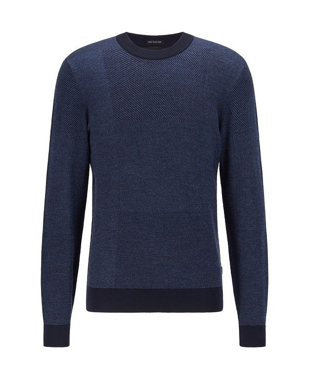 Knit Wool Sweatshirt picture 1