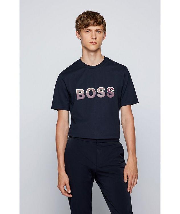 Cotton Logo T-Shirt picture 2