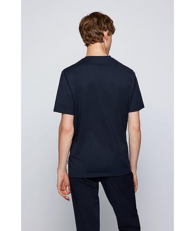 Cotton Logo T-Shirt picture 3