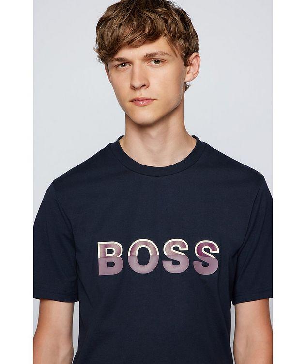 Cotton Logo T-Shirt picture 4