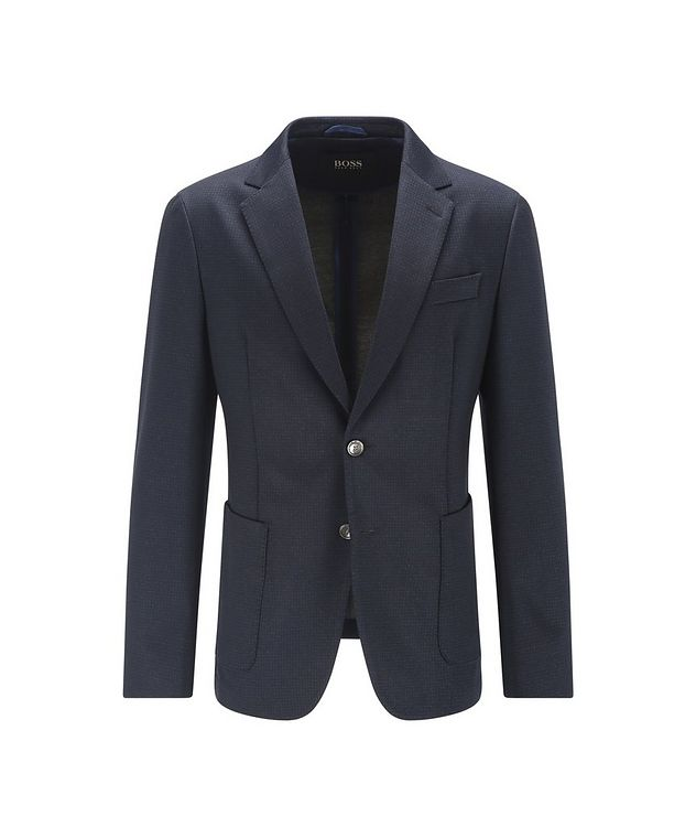 Hanry Checked Sports Jacket picture 1