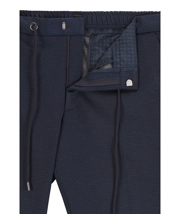 Genius Checked Trousers picture 2