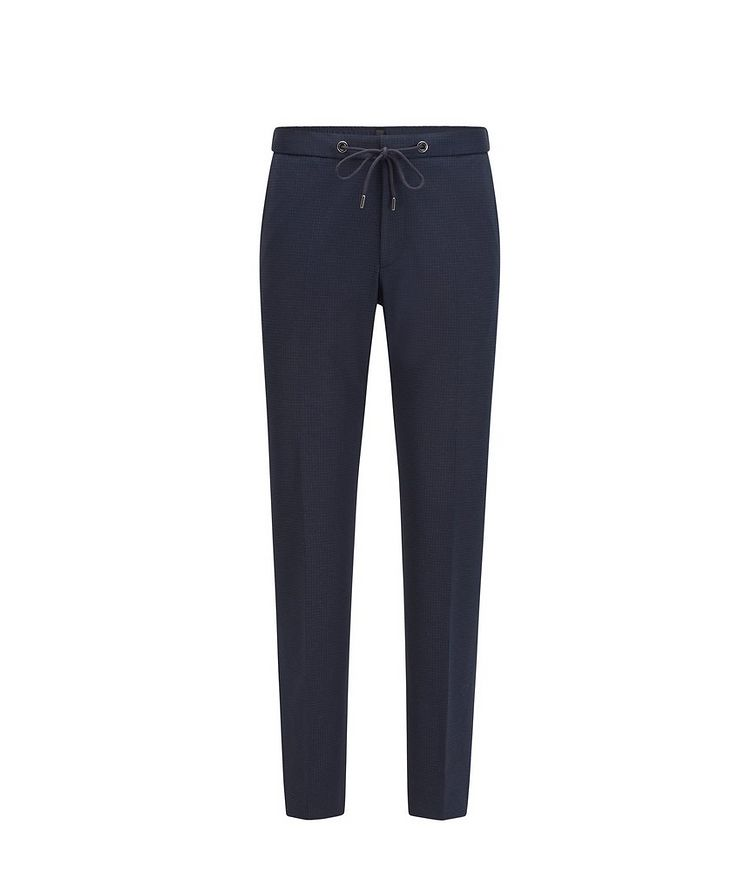 Genius Checked Trousers image 0