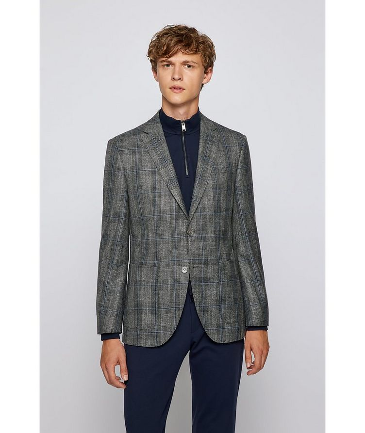 Janson Wool Plaid Sport Jacket image 1