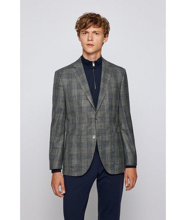 Janson Wool Plaid Sport Jacket picture 2