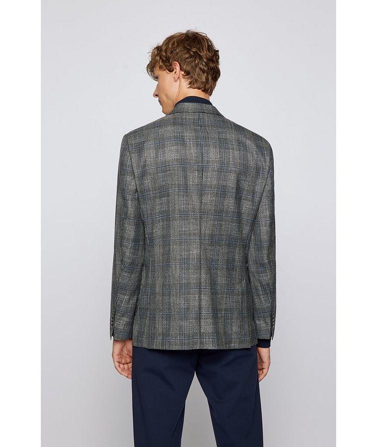 Janson Wool Plaid Sport Jacket image 2