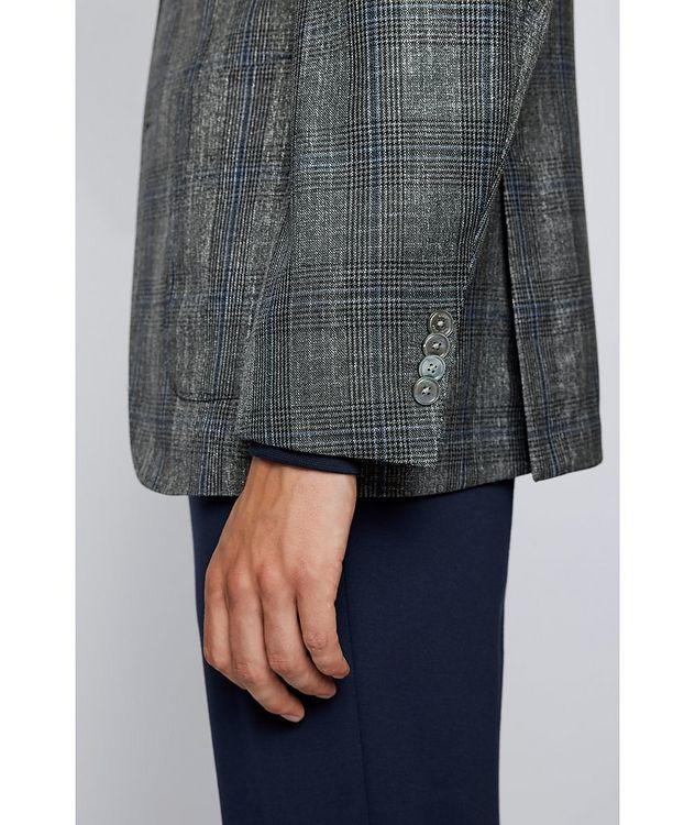 Janson Wool Plaid Sport Jacket picture 4