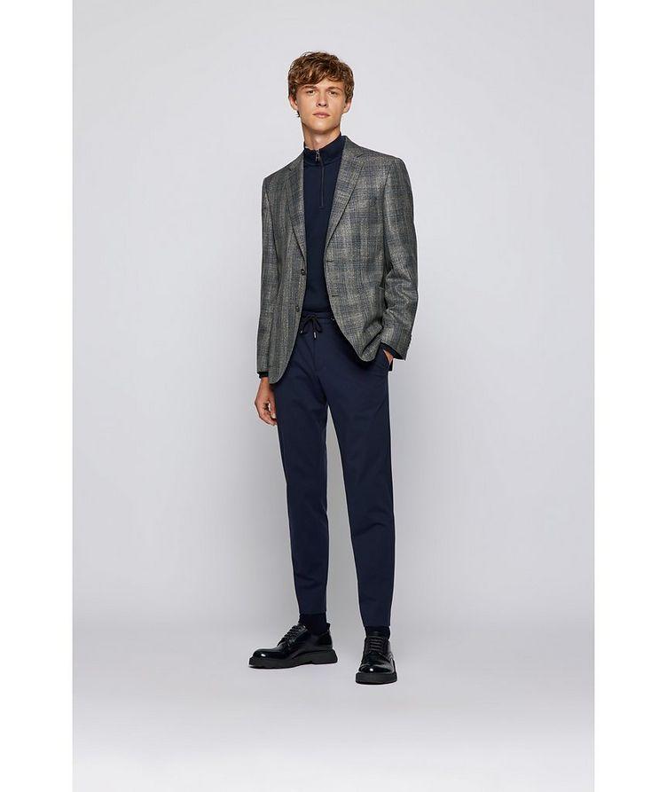 Janson Wool Plaid Sport Jacket image 5