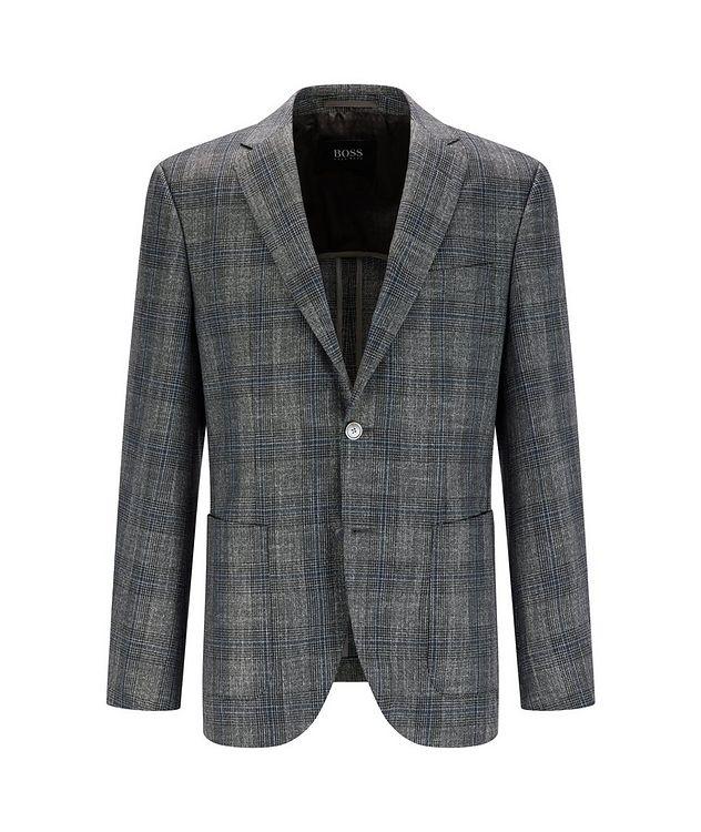 Janson Wool Plaid Sport Jacket picture 1