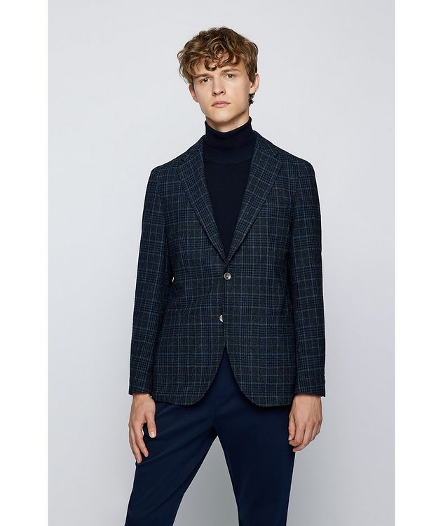 Jaye Checkered Sports Jacket picture 2