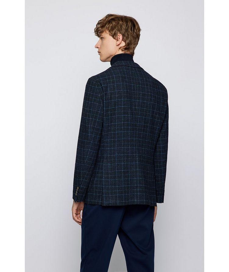 Jaye Checkered Sports Jacket image 2