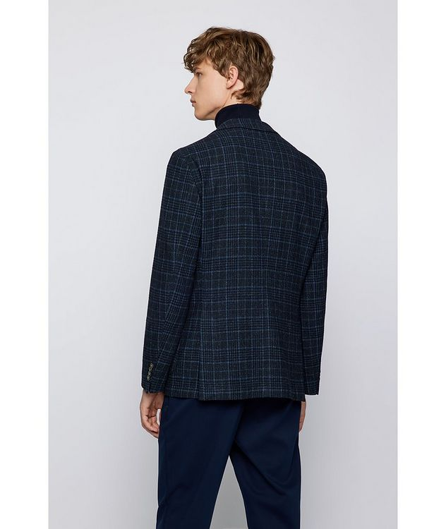 Jaye Checkered Sports Jacket picture 3