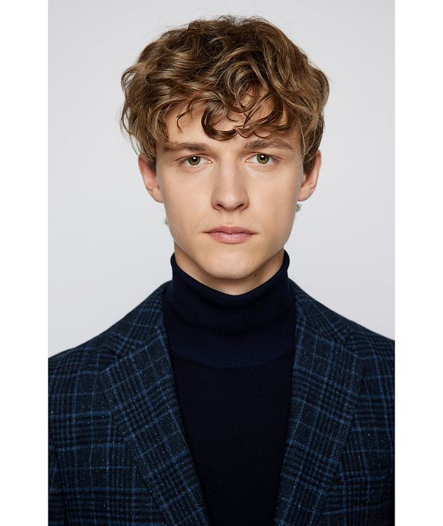 Jaye Checkered Sports Jacket picture 4