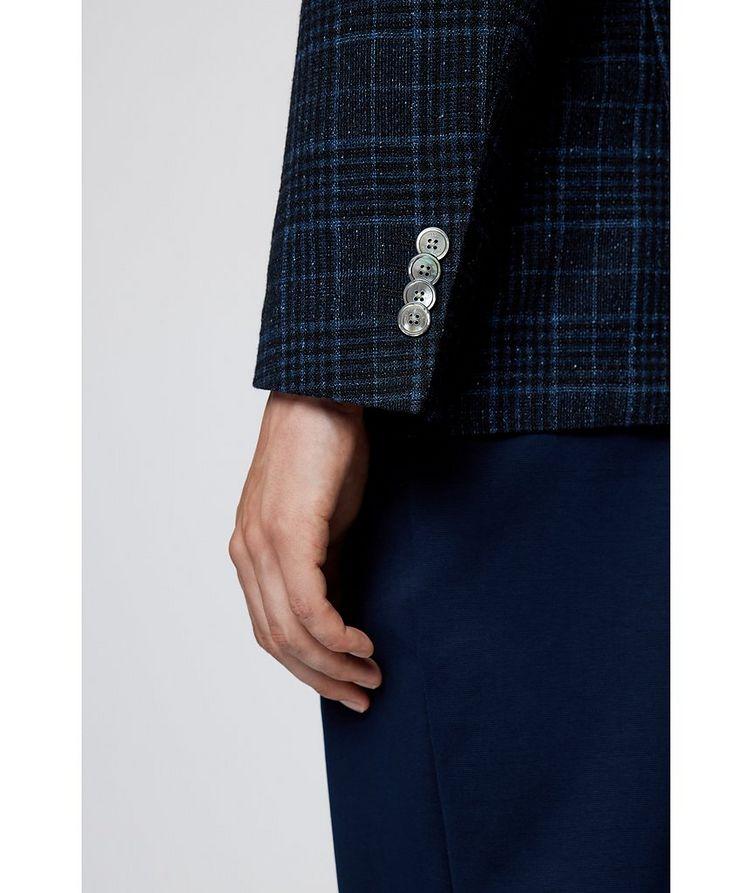 Jaye Checkered Sports Jacket image 4