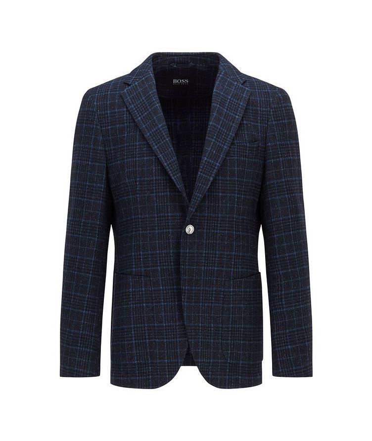 Jaye Checkered Sports Jacket image 0