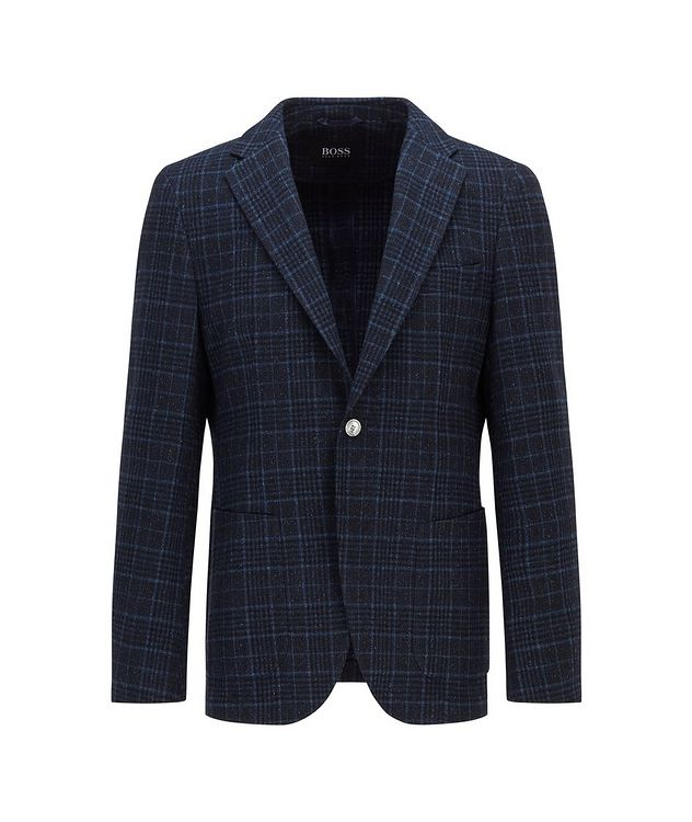 Jaye Checkered Sports Jacket picture 1
