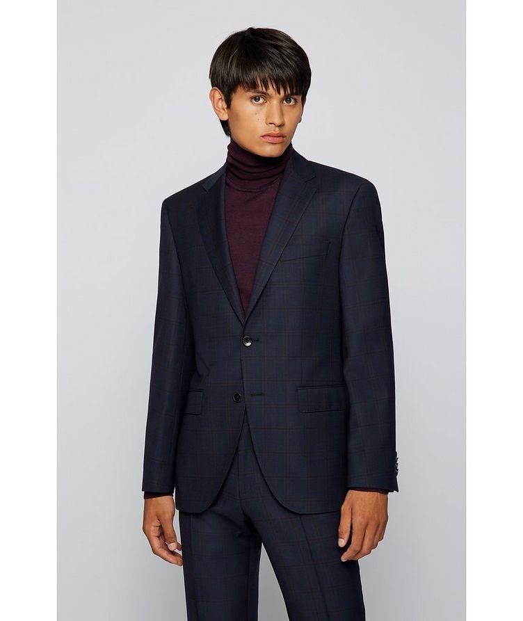 Jeckson Virgin Wool Suit image 1