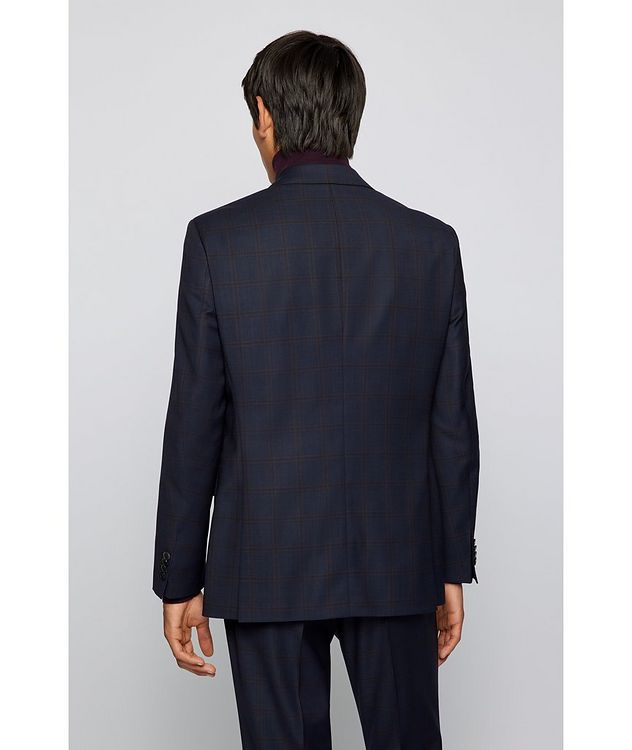 Jeckson Virgin Wool Suit picture 3