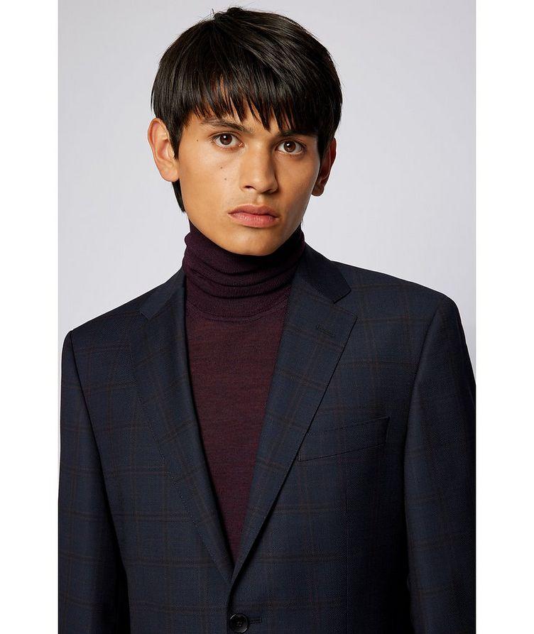 Jeckson Virgin Wool Suit image 5