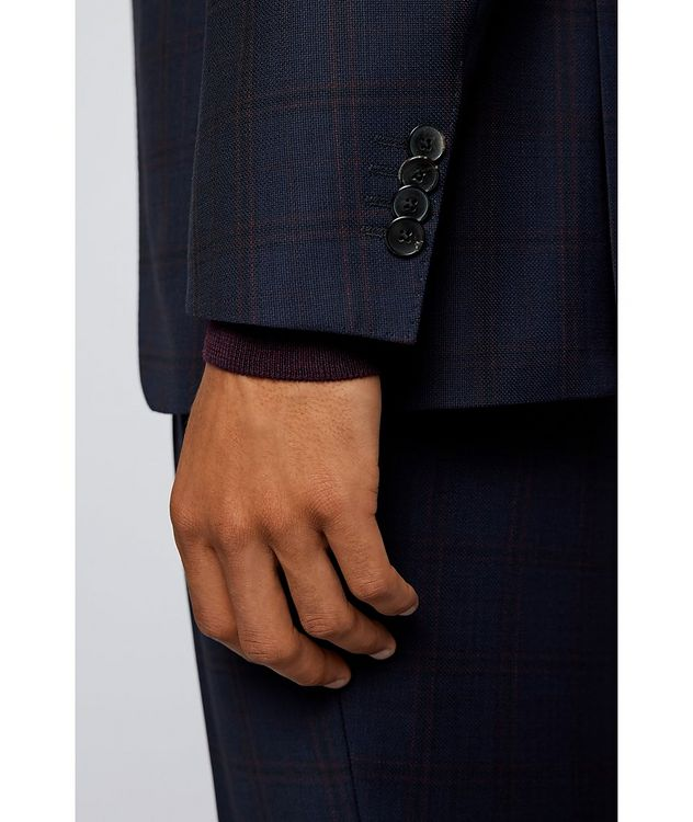 Jeckson Virgin Wool Suit picture 7