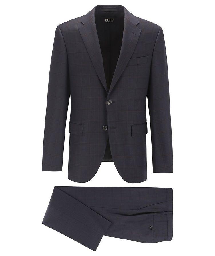 Jeckson Virgin Wool Suit image 0