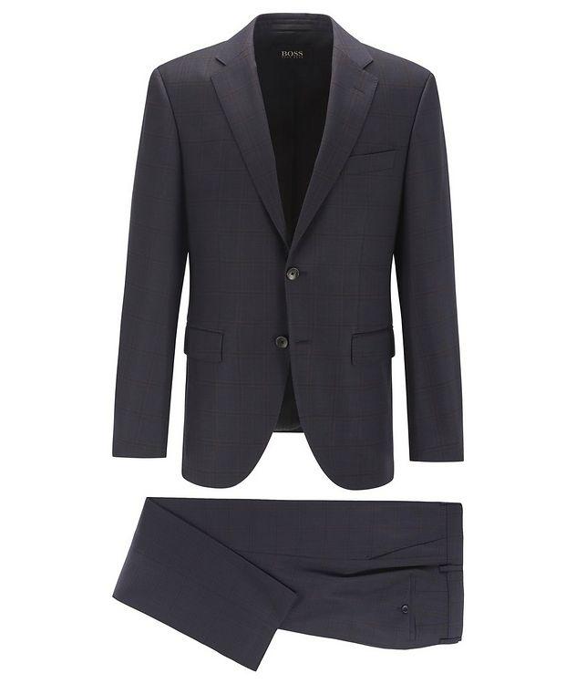 Jeckson Virgin Wool Suit picture 1