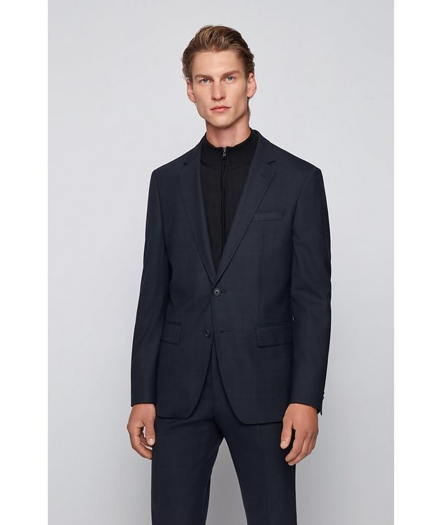 Huge6/Genius5 Virgin Wool Suit picture 2