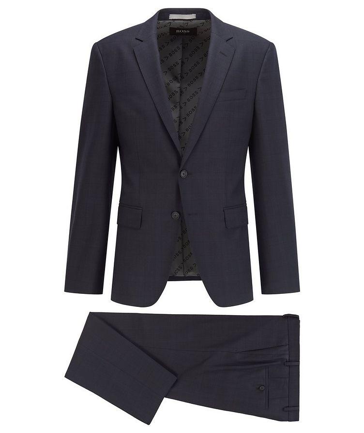 Huge6/Genius5 Virgin Wool Suit image 0