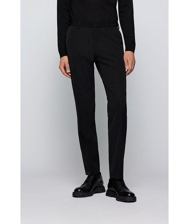 Huge214 Slim-Fit Stretch Suit picture 4