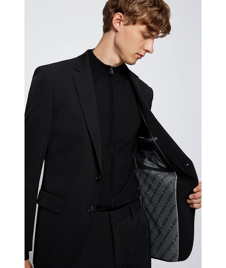 Huge214 Slim-Fit Stretch Suit image 5
