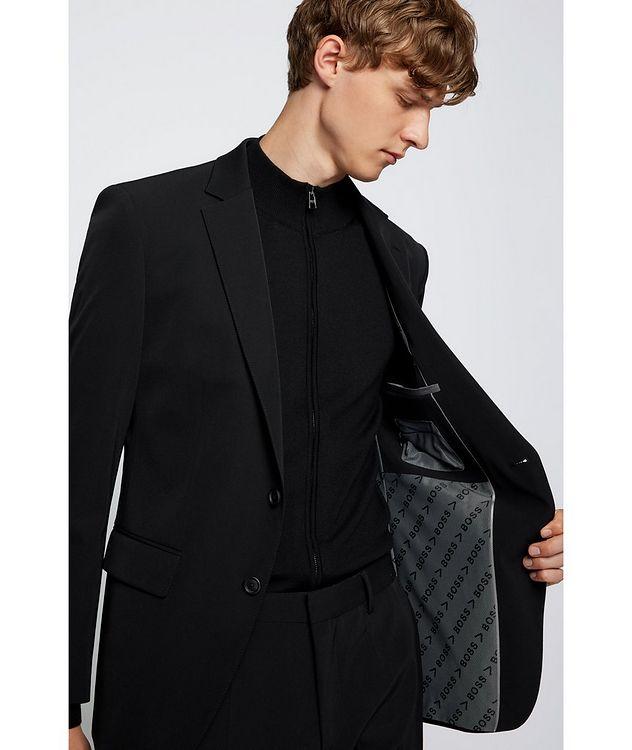 Huge214 Slim-Fit Stretch Suit picture 6