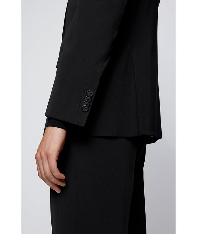 Huge214 Slim-Fit Stretch Suit picture 7