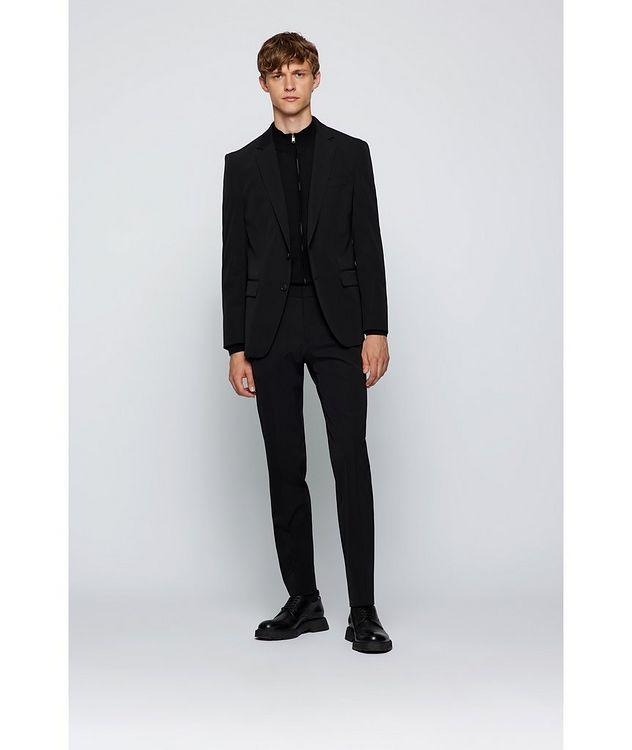 Huge214 Slim-Fit Stretch Suit picture 10