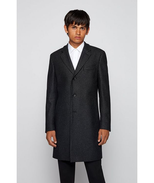 Hyde Houndstooth Topcoat picture 2