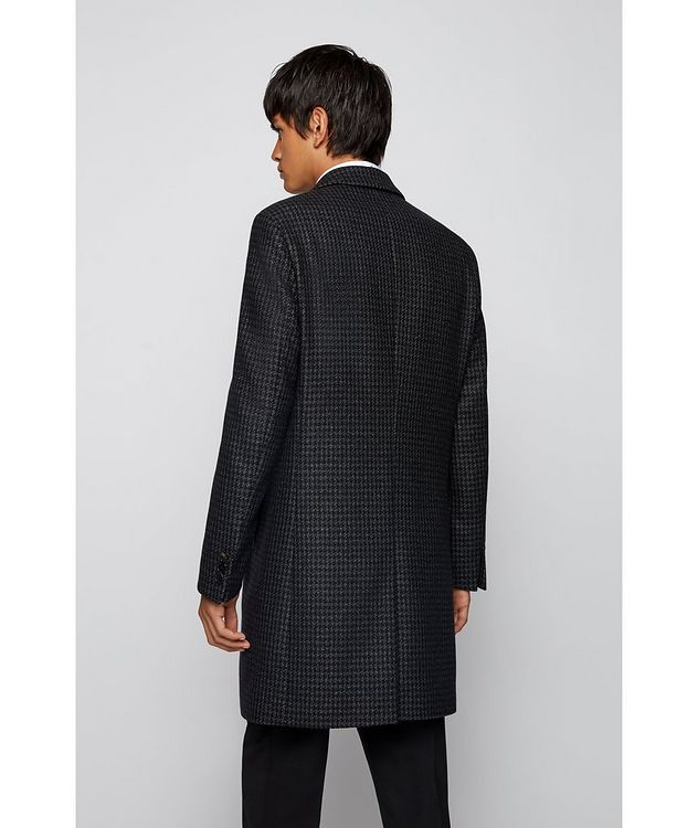 Hyde Houndstooth Topcoat picture 3