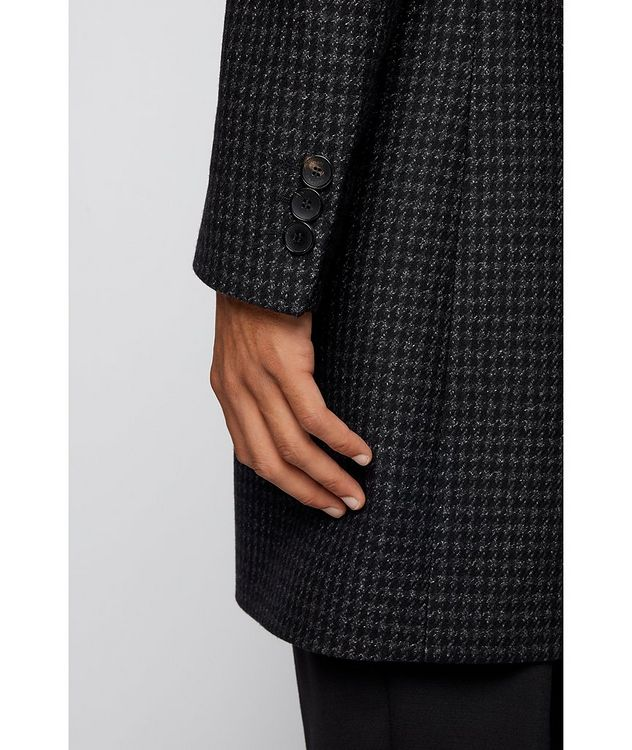 Hyde Houndstooth Topcoat picture 6