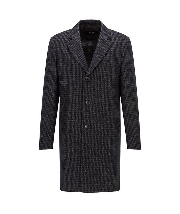 Hyde Houndstooth Topcoat picture 1