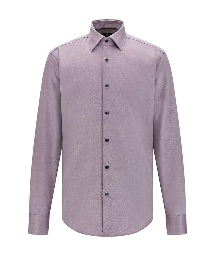 Contemporary-Fit Cotton Shirt image 0