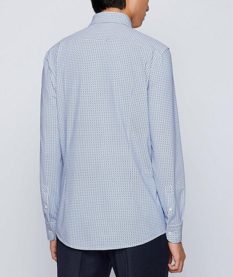 Hank Slim Fit Stretch Jersey Dress Shirt image 2