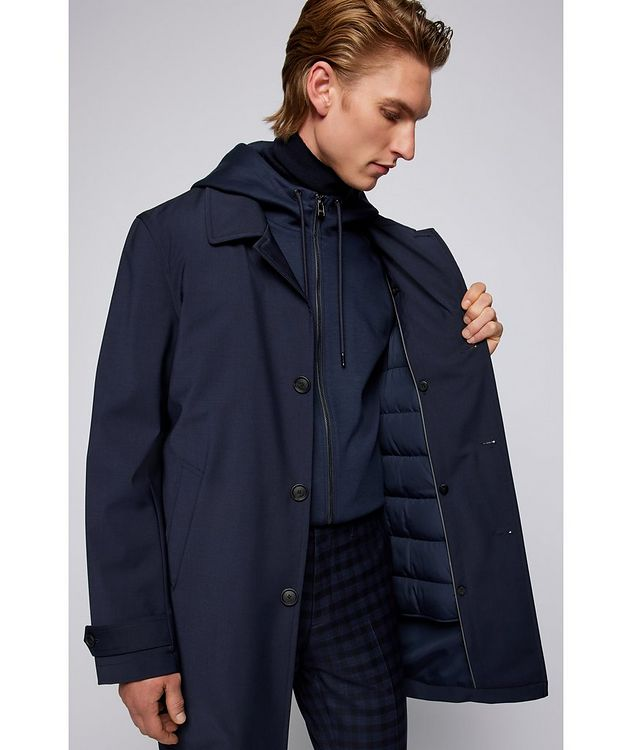 Recycled Mac Overcoat picture 5