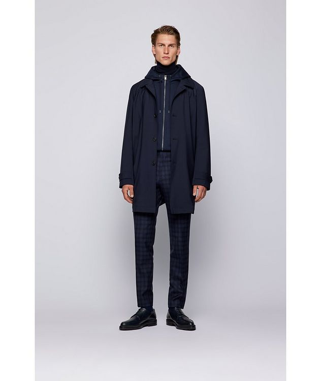 Recycled Mac Overcoat picture 7