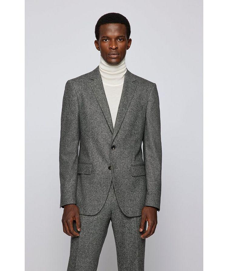 Hutsons Wool-Silk Stretch Sports Jacket image 1