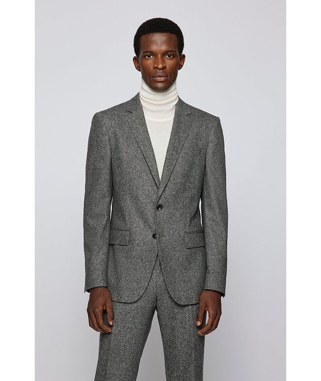 Hutsons Wool-Silk Stretch Sports Jacket picture 2