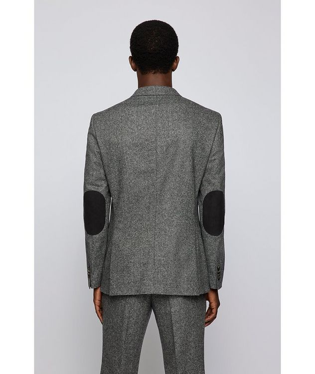 Hutsons Wool-Silk Stretch Sports Jacket picture 3