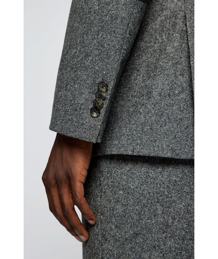 Hutsons Wool-Silk Stretch Sports Jacket image 3