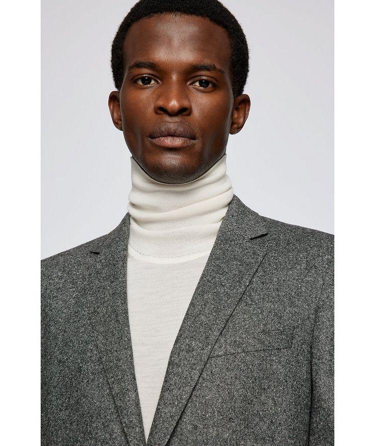 Hutsons Wool-Silk Stretch Sports Jacket image 4