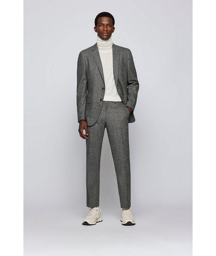 Hutsons Wool-Silk Stretch Sports Jacket image 5