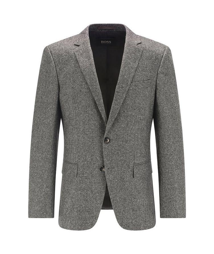 Hutsons Wool-Silk Stretch Sports Jacket image 0