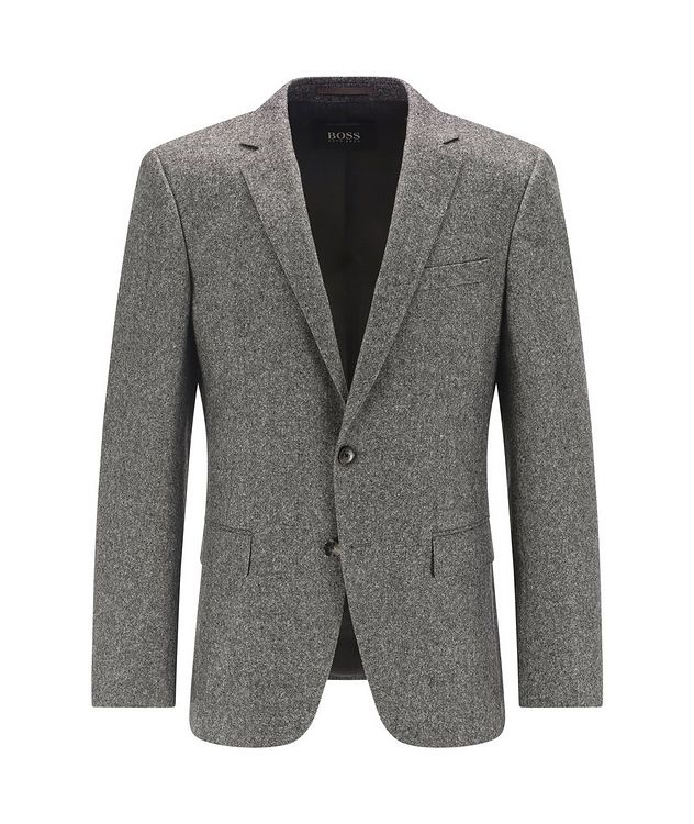 Hutsons Wool-Silk Stretch Sports Jacket picture 1