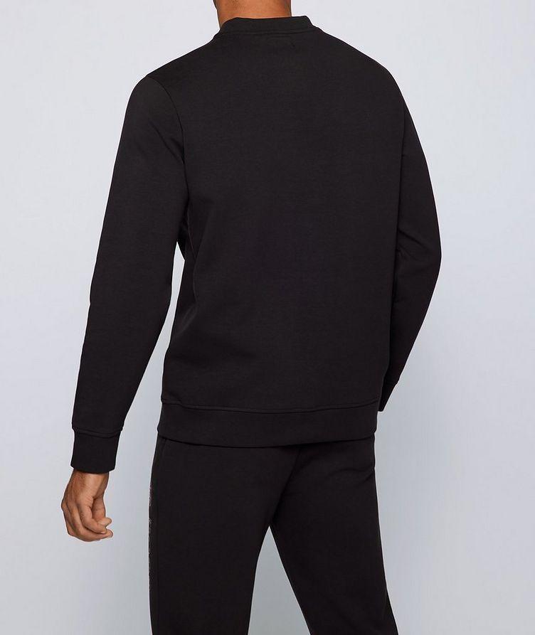 BOSS X NBA Long-Sleeve Cotton-Blend T-Shirt image 2